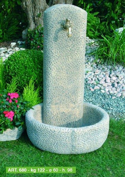 Linea natura fontane da giardino