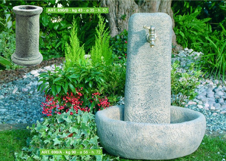 Arredi per giardino cassette vasi fontane arredo urbano - Cassette da giardino ...