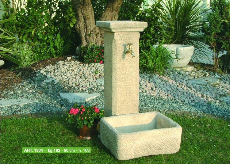 Arredi per giardino cassette vasi fontane arredo urbano - Accessori per fontane da giardino ...