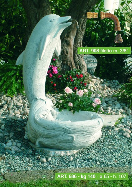 Arredi per giardino cassette vasi fontane arredo urbano - Immagini di giardini di villette ...
