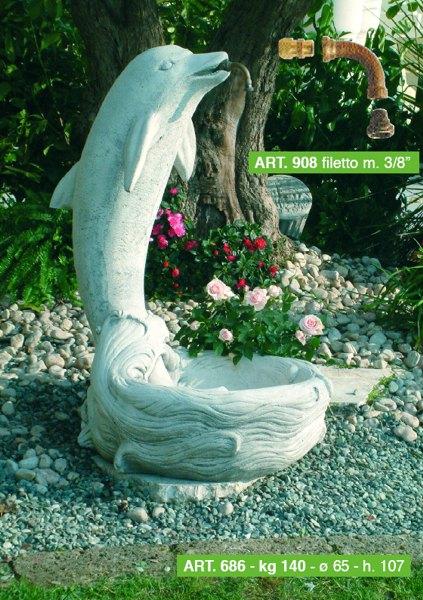 Arredi per giardino cassette vasi fontane arredo urbano COPPI CARLO ...