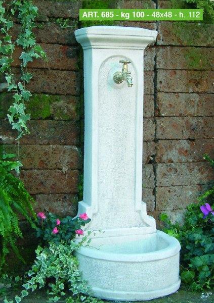 Arredi per giardino cassette vasi fontane arredo urbano coppi carlo cremona - Cassette da giardino ...